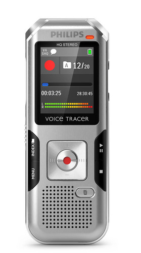 Philips DVT 4000 Voice Tracer