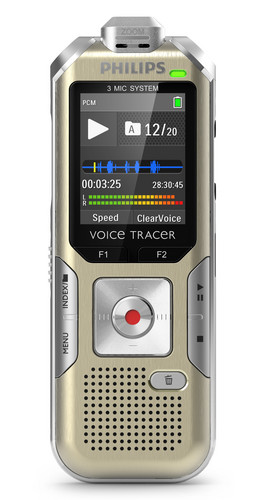 Philips DVT 6500 Voice Tracer